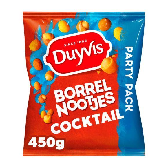 Duyvis Borrelnootjes cocktail product photo