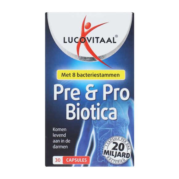 Lucovitaal Pre & probiotica product photo