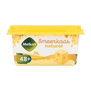 Melkan Smeerkaas 48+ naturel product photo