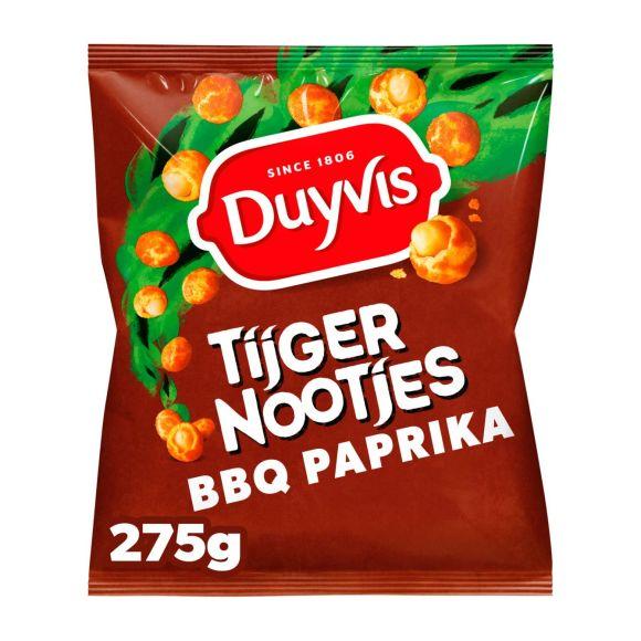 Duyvis Tijgernootjes bbq paprika product photo