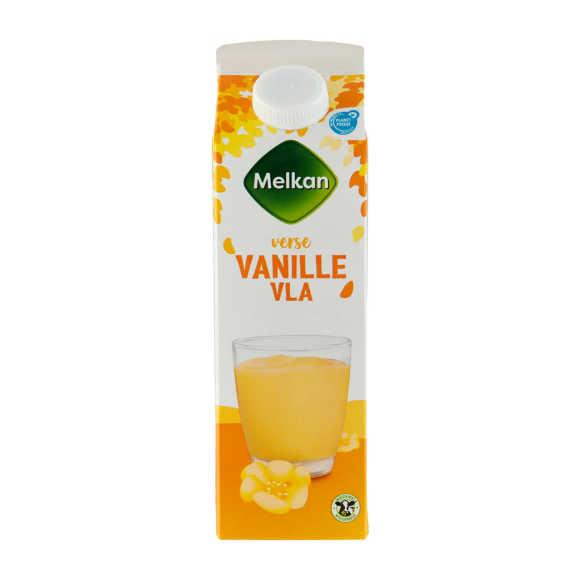 Melkan Vanille vla product photo
