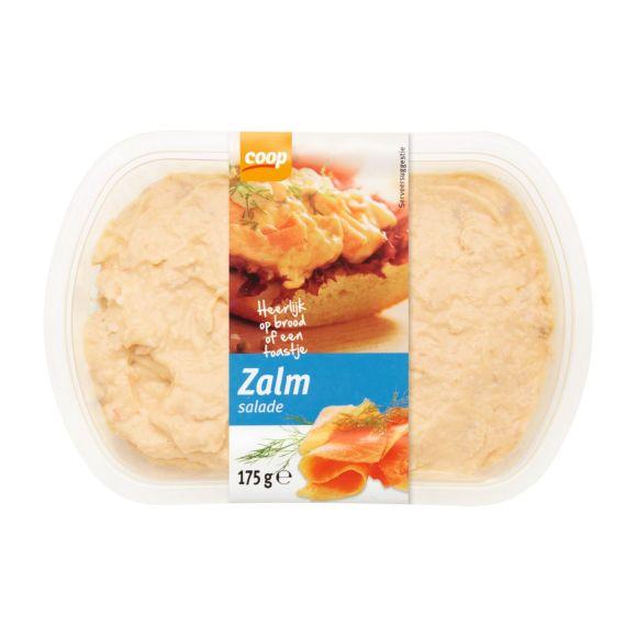 Coop Zalmsalade product photo