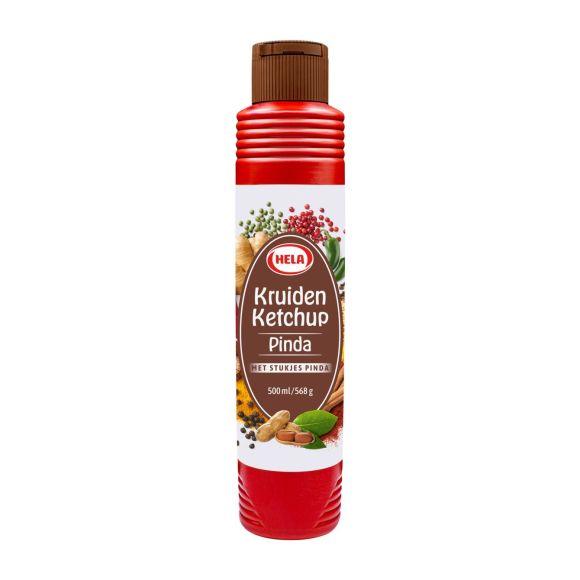 Hela Kruiden ketchup pinda product photo