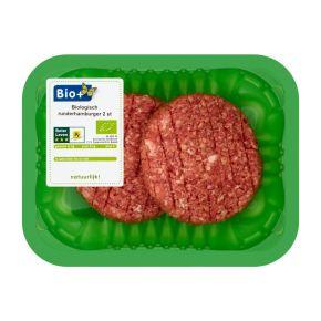 Coop Biologische hamburgers product photo