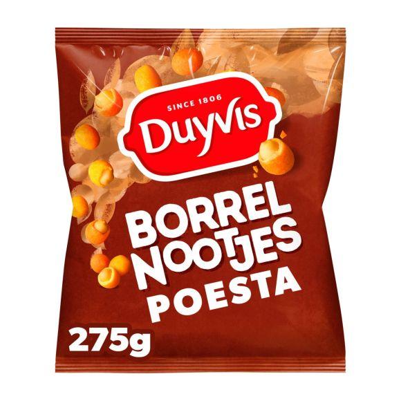 Duyvis Borrelnootjes poesta product photo