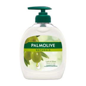 Palmolive Handzeep pomp naturals olijf product photo
