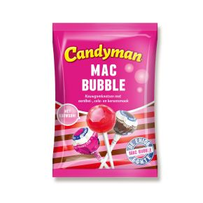 Candyman Lolly mac bubble product photo