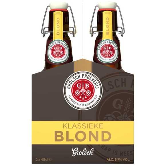 Grolsch Blond 900 ml product photo