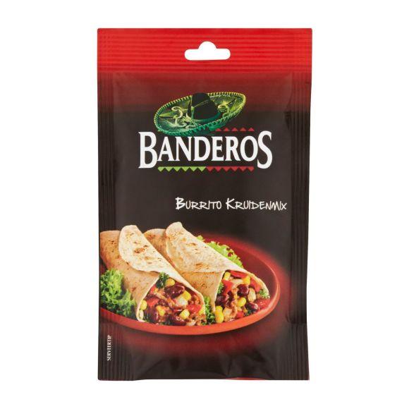 Banderos Burrito mix product photo