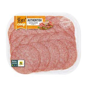 Trots van Coop Authentieke salami product photo