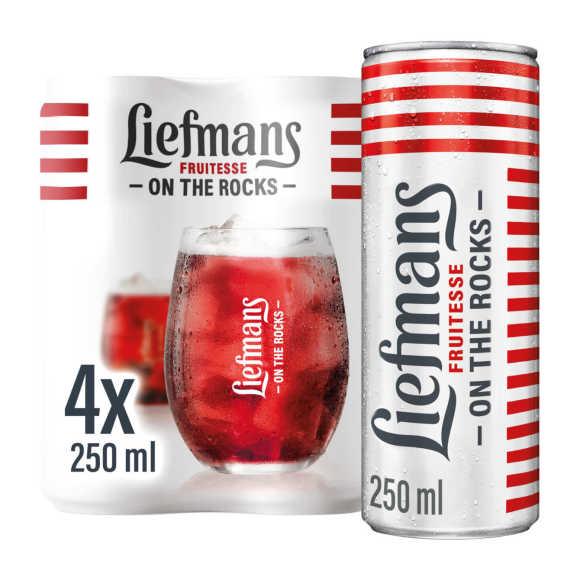 Liefmans Fruitesse bier fles product photo