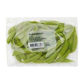Coop Sugar snaps product photo
