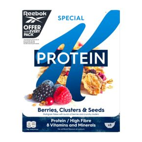 Kellogg's Special K protein berries product photo
