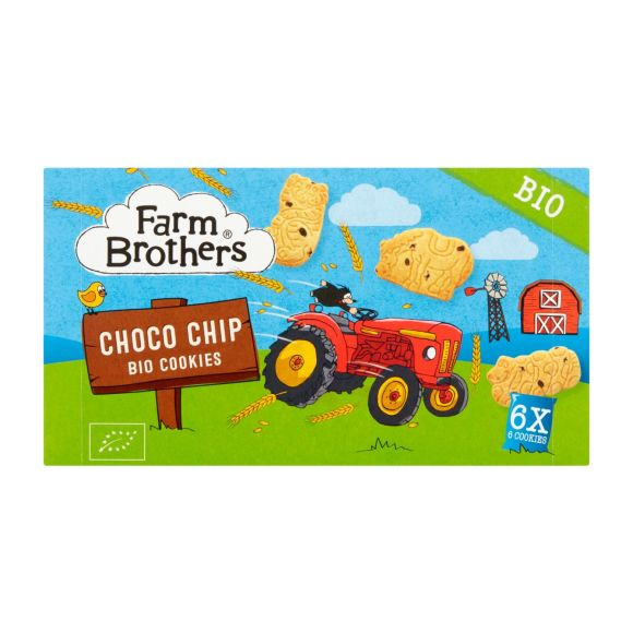 Farm Brothers Kids cookies choco chip product photo