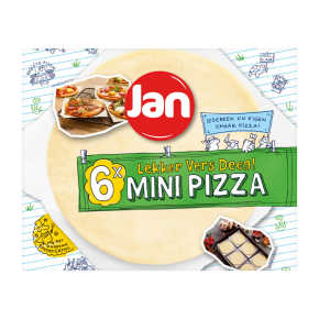 Jan Pizzadeeg vers mini product photo