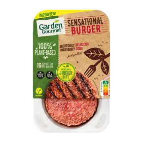 Garden Gourmet Sensational burger product photo
