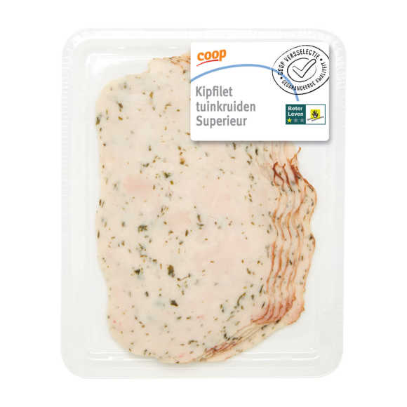 Coop Kipfilet tuinkruiden 1 ster product photo