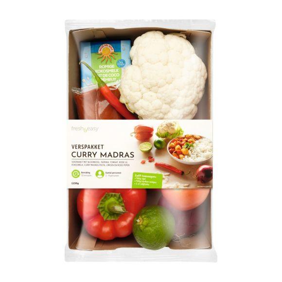 Verspakket curry madras product photo