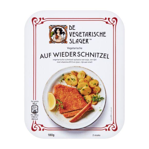 Vegetarische Slager Auf wieder schnitzel product photo