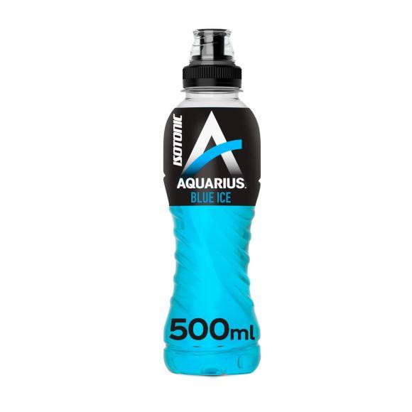 Aquarius Isotonic Blue ice product photo