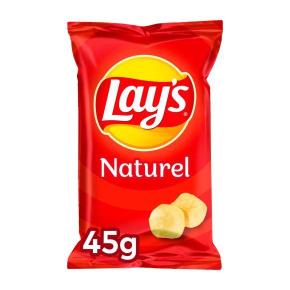 Lay's Chips naturel klein zakje product photo