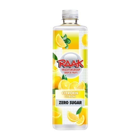 Raak Siroop citroen zero product photo