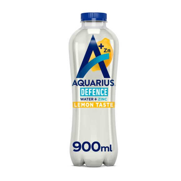 Aquarius Water+ mineral zinc product photo