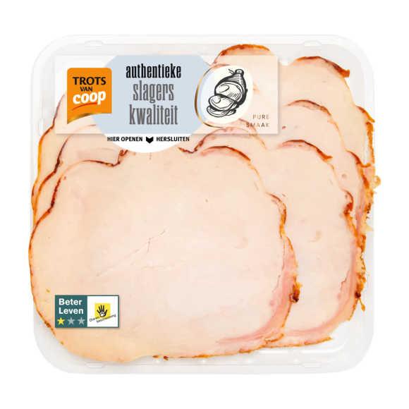 Trots van Coop Authentieke ovengebakken kipfilet product photo