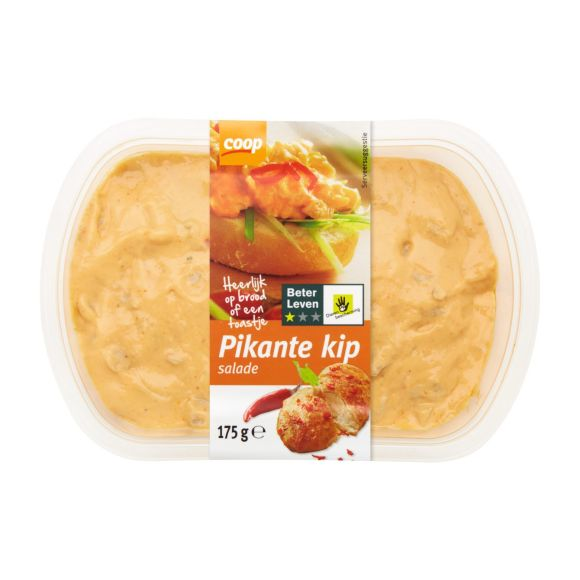 Coop Pikante kip 1 ster product photo