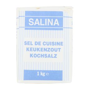 Salina Keukenzout papieren zak product photo