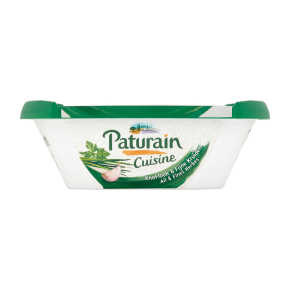Paturain Cuisine kookroom knoflook fijne kruiden product photo