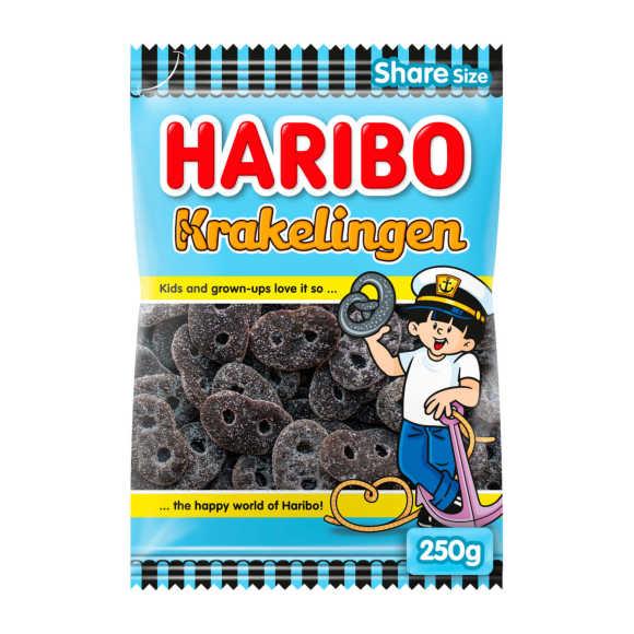 Haribo Krakelingen product photo