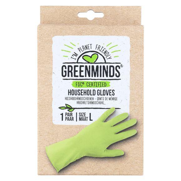 Greenminds Huishoudhandschoenen L product photo