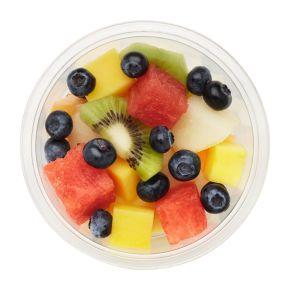 Fruitsalade tropisch product photo