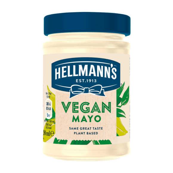 Hellmann's Mayonaise vegan product photo