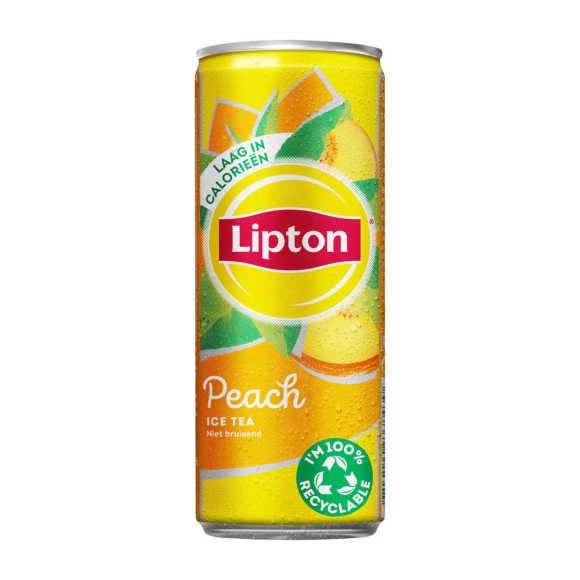 Lipton Ice tea peach product photo