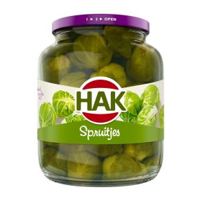 HAK Brusselse spruitjes product photo