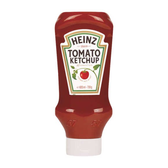Heinz Tomaten ketchup product photo