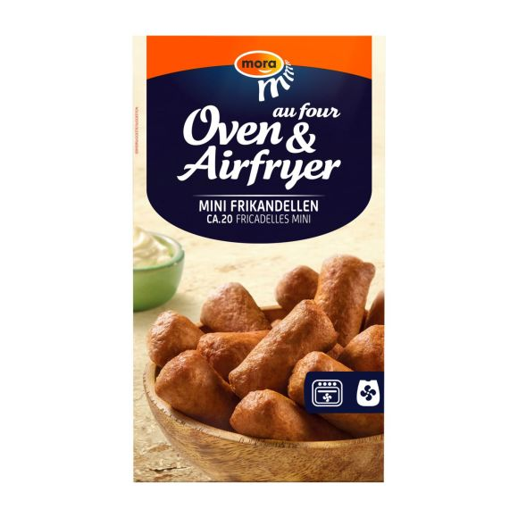 Mora Oven & Airfryer Mini frikandellen product photo