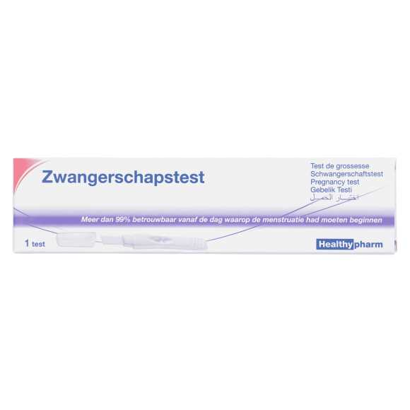 Healthypharm Zwangerschapstest product photo