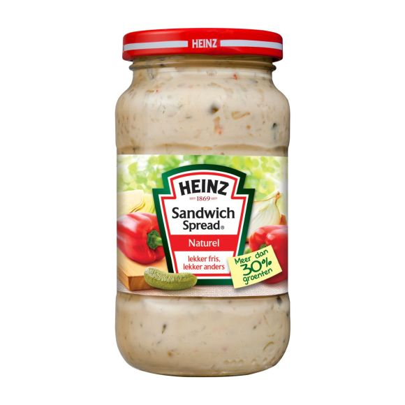 Heinz Sandwich spread naturel product photo
