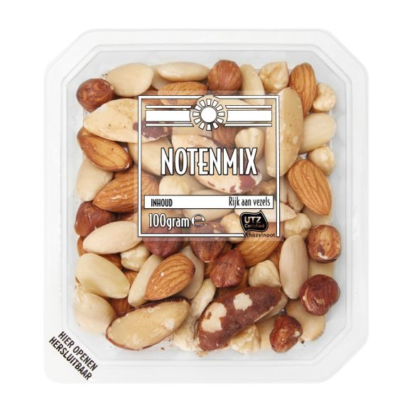 Qualino Luxe notenmix product photo