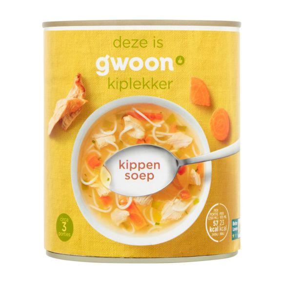 g'woon Kippensoep product photo