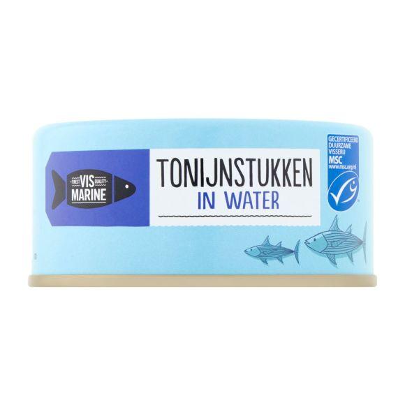 Vismarine Tonijnstuk in water product photo