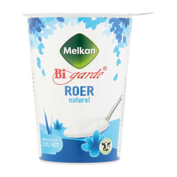 Melkan Bigarde roeryoghurt product photo