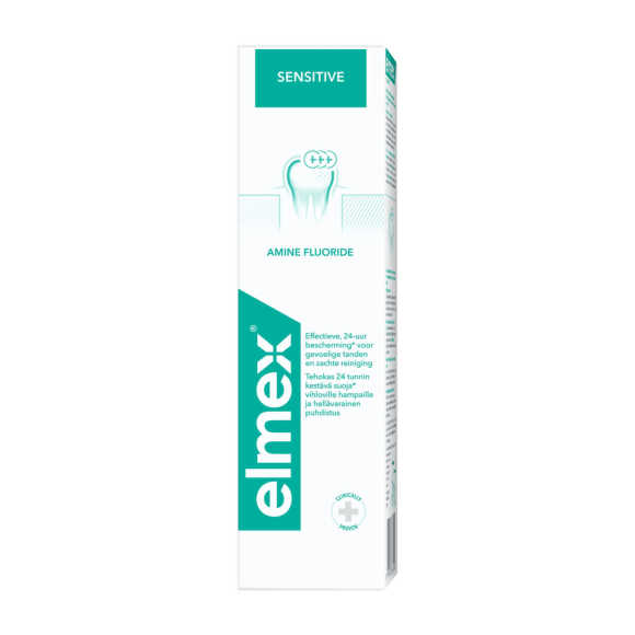 Elmex Tandpasta sensitive product photo
