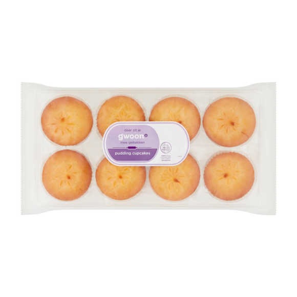 g'woon Pudding cupcakes product photo