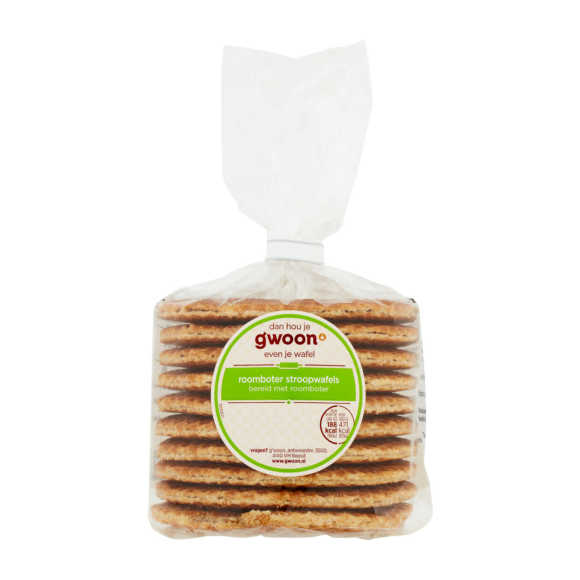 g'woon Roomboter reuze Stroopwafel product photo