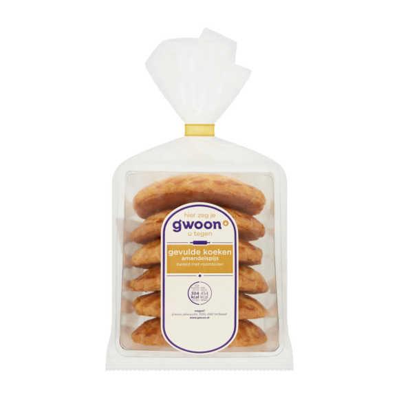 g'woon Roomboter gevulde koeken product photo