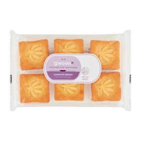 g'woon Roomboter custardcakejes product photo